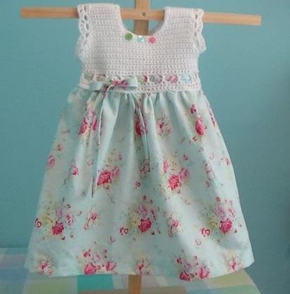 vestido bebe crochet-otakulandia.es  (3)