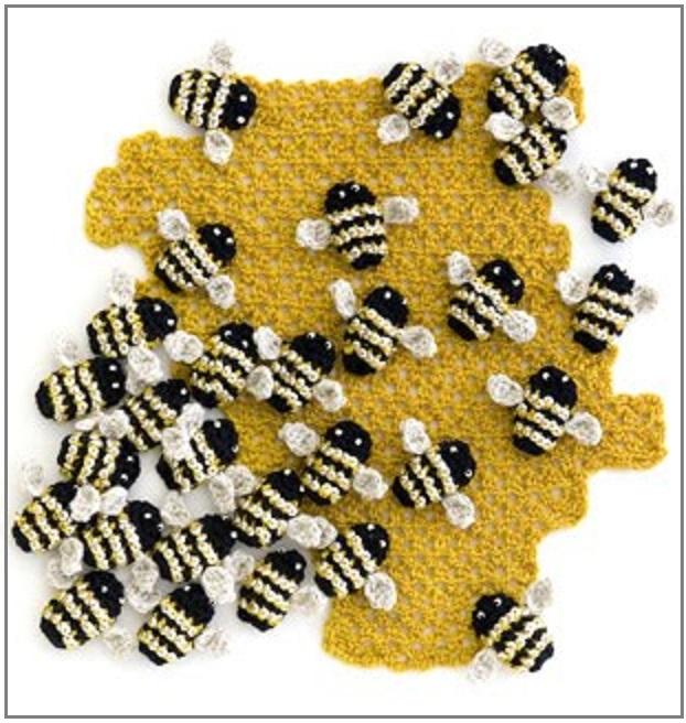 abeja amigurumi-otakulandia.es (2)