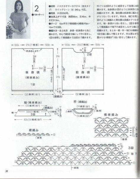 blusa azul patron crochet-otakulandia.es (7)