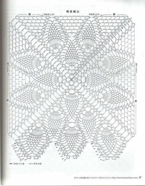 blusa azul patron crochet-otakulandia.es (8)