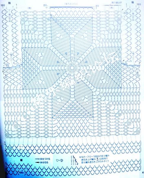 blusa flor calada crochet-otakulandia.es (2)