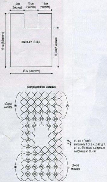 blusa naranja-amarilla-patron crochet-otakulandia.es (16)
