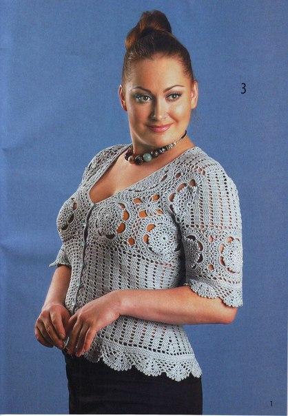 chaqueta verano crochet-patron-esquema-otakulandia.es (1)