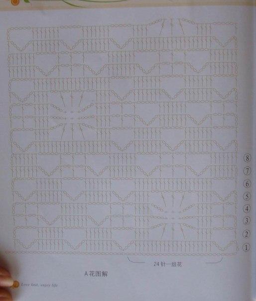 chaqueta verano crochet-patron-esquema-otakulandia.es (22)
