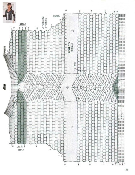 chaqueta verano crochet-patron-esquema-otakulandia.es (7)