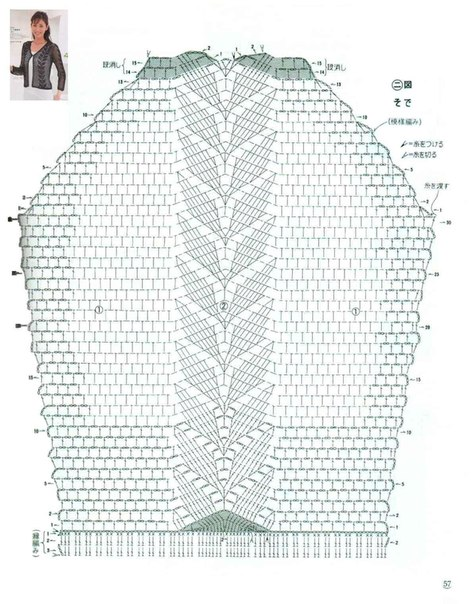 chaqueta verano crochet-patron-esquema-otakulandia.es (9)