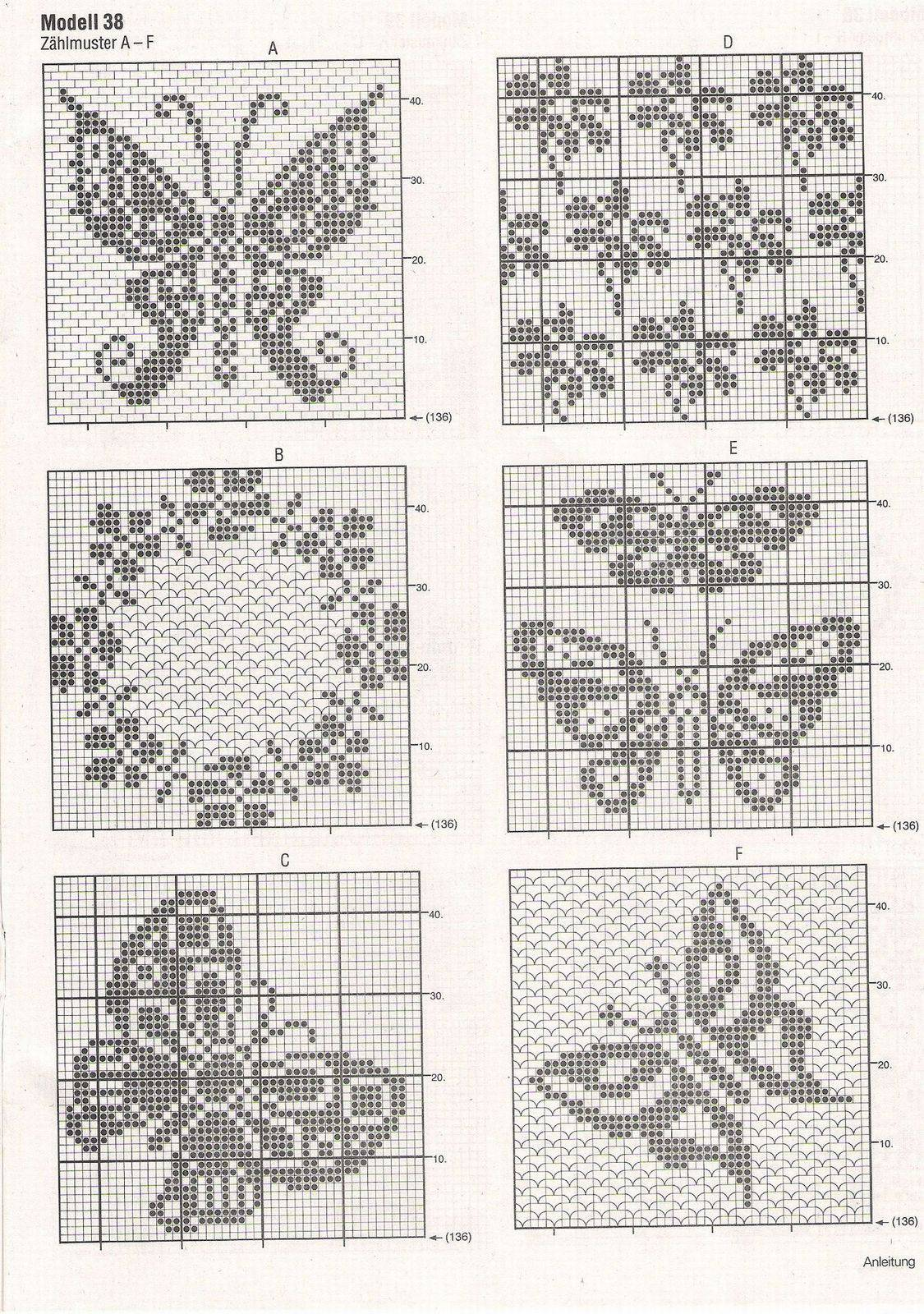 cortina mariposas crochet-esquemas-otakulandia.es (2)