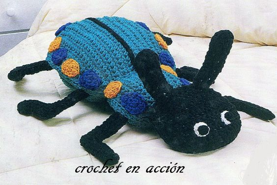 escarabajo crochet-otakulandia.es (7)