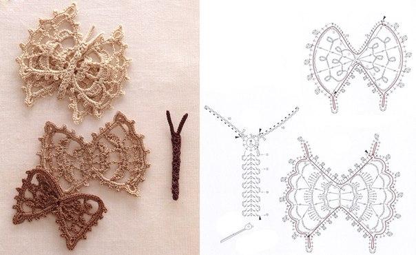 esquema aplique mariposa crochet-otakulandia.es (8)