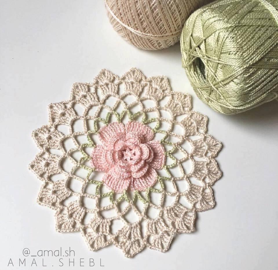 flores apliques crochet-otakulandia.e (17)