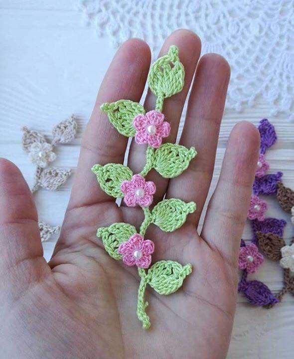 flores apliques crochet-otakulandia.e (2)