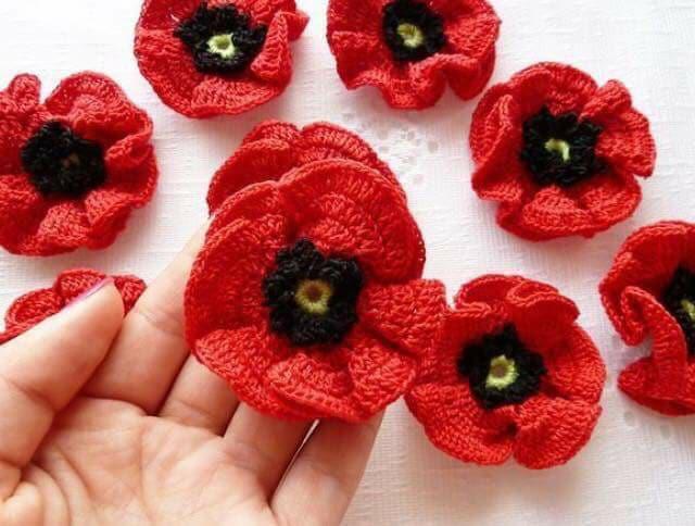 flores apliques crochet-otakulandia.e (22)
