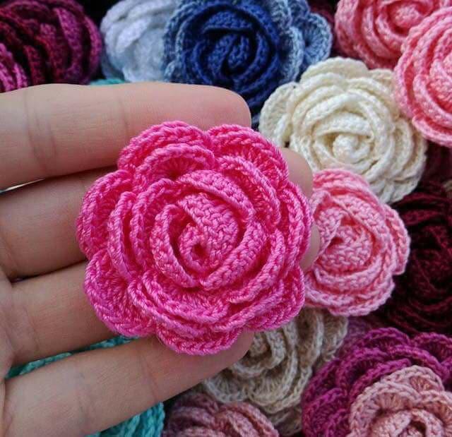 flores apliques crochet-otakulandia.e (26)