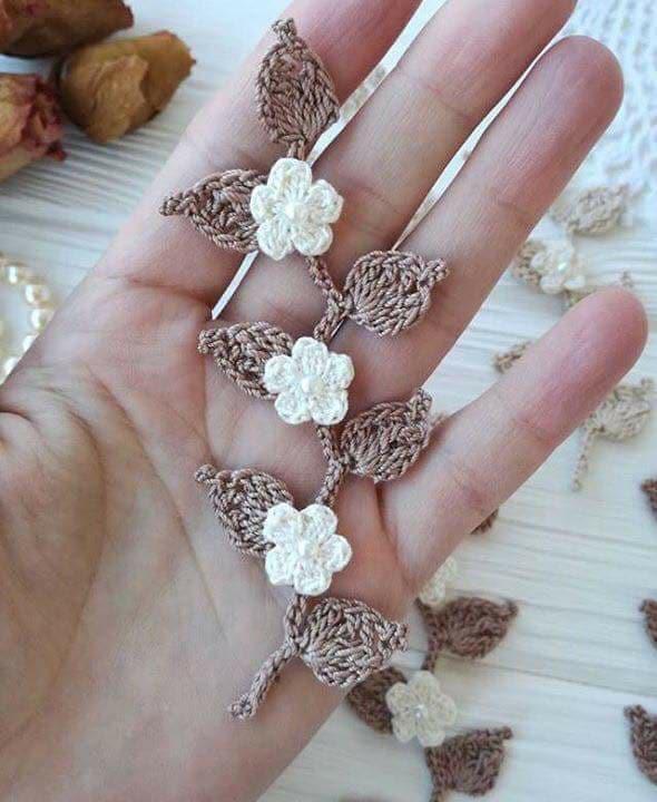 flores apliques crochet-otakulandia.e (4)