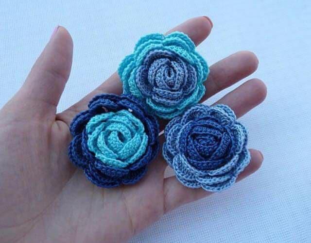 flores apliques crochet-otakulandia.e (8)