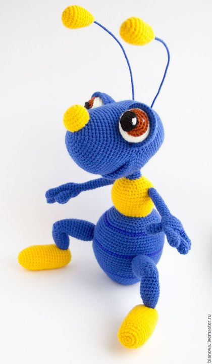 hormiga amigurumi-otakulandia.es (3)