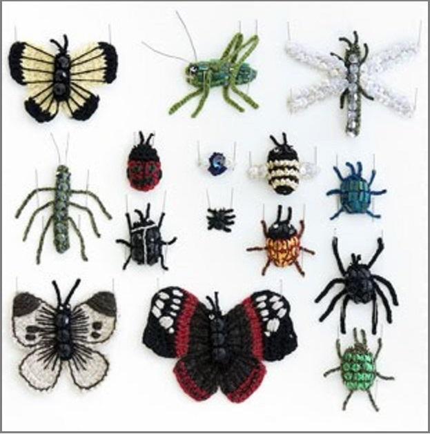 insectos crochet-otakulandia.es (2)