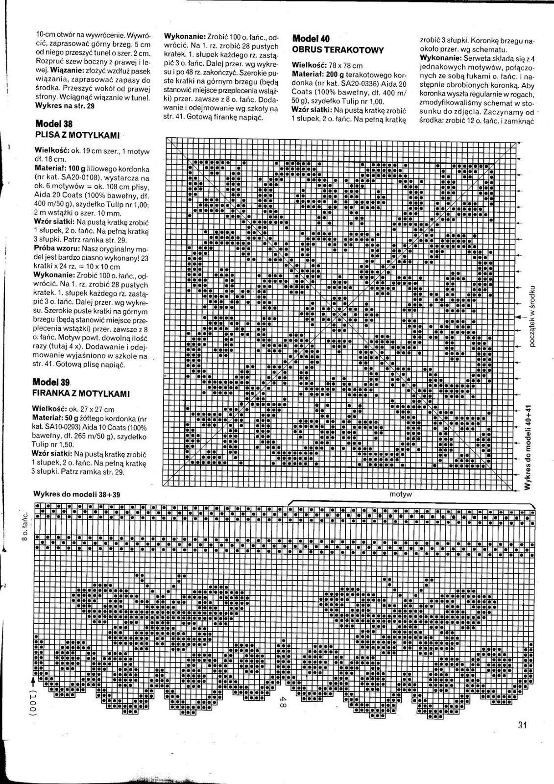 mariposas filet cortina crochet-otakulandia.es (2)
