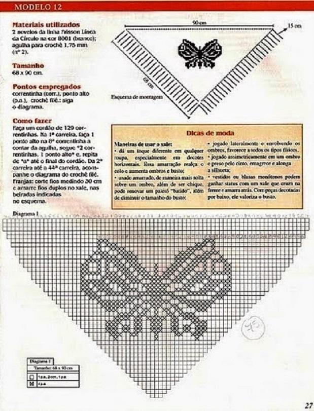 panuelo mariposa crochet-patron-esquema-otakulandia.es (2)