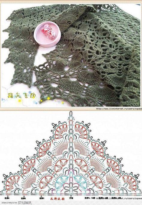 panuelo pico crochet-otakulandia.es (8)