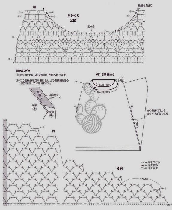 tunica japonesa crochet-otakulandia.es (7)
