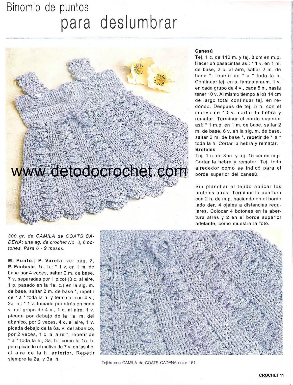 vestido naranja-crochet-nina-otakulandia.es (2)