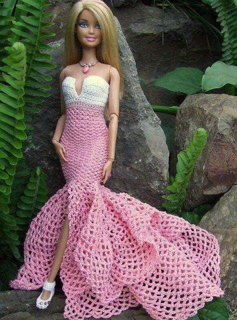 barby vestidos crochet-otakulandia.es (11)