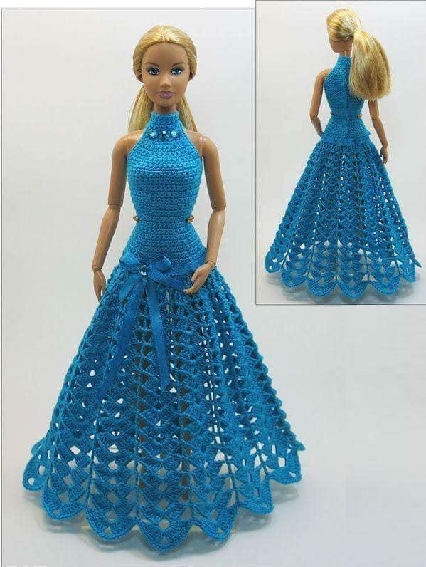 barby vestidos crochet-otakulandia.es (14)