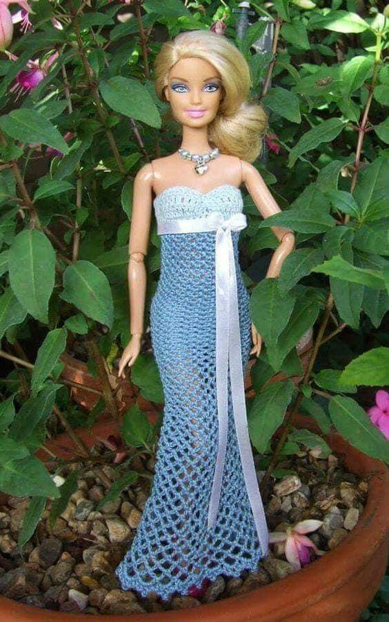 barby vestidos crochet-otakulandia.es (2)