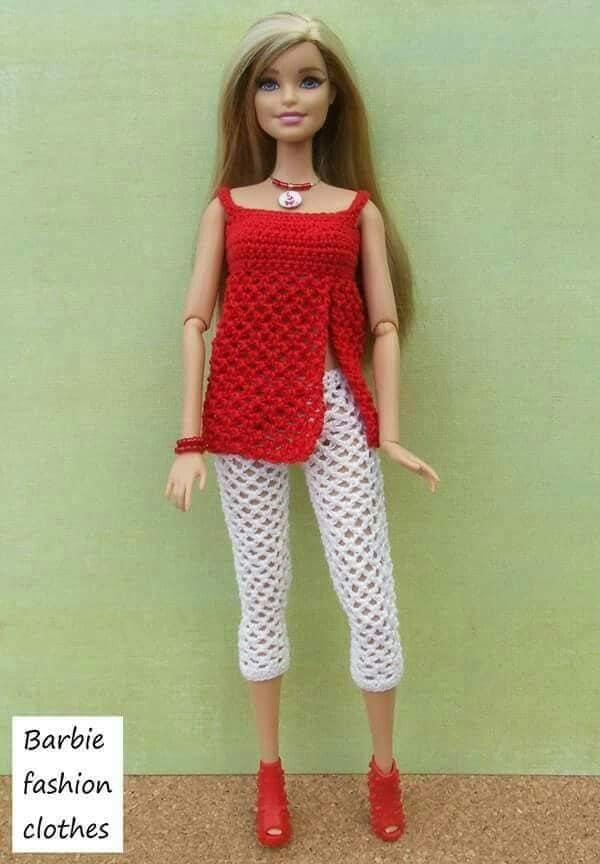 barby vestidos crochet-otakulandia.es (22)