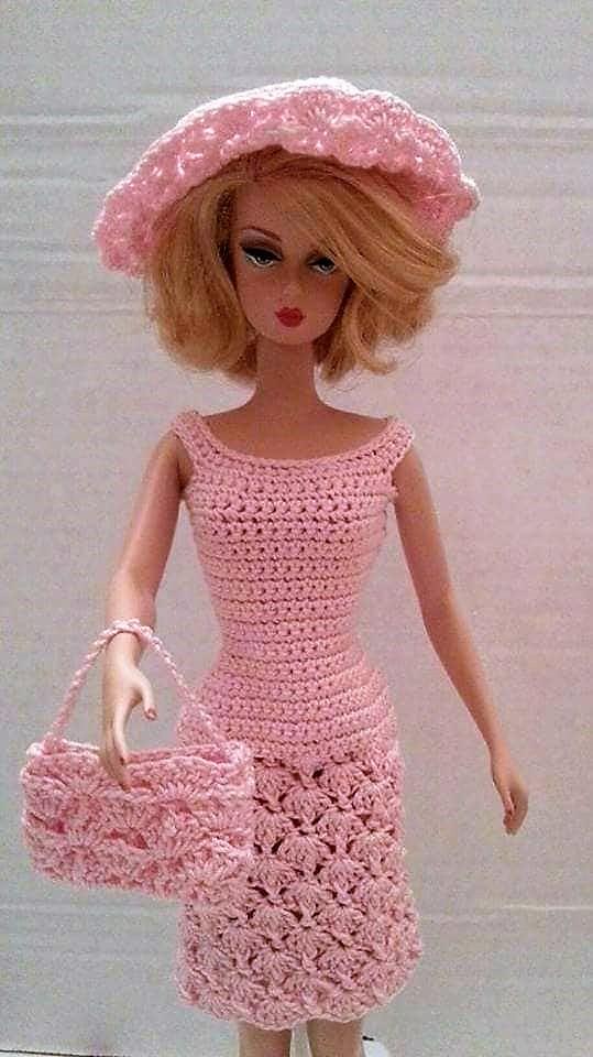 barby vestidos crochet-otakulandia.es (3)