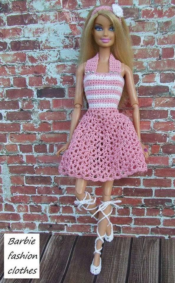 barby vestidos crochet-otakulandia.es (5)