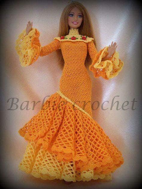 barby vestidos crochet-otakulandia.es (7)