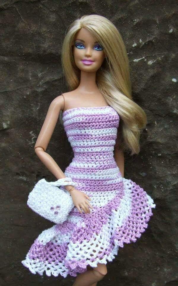 barby vestidos crochet-otakulandia.es (9)
