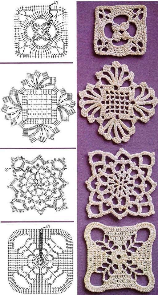 grannys square crochet-otakulandia.es
