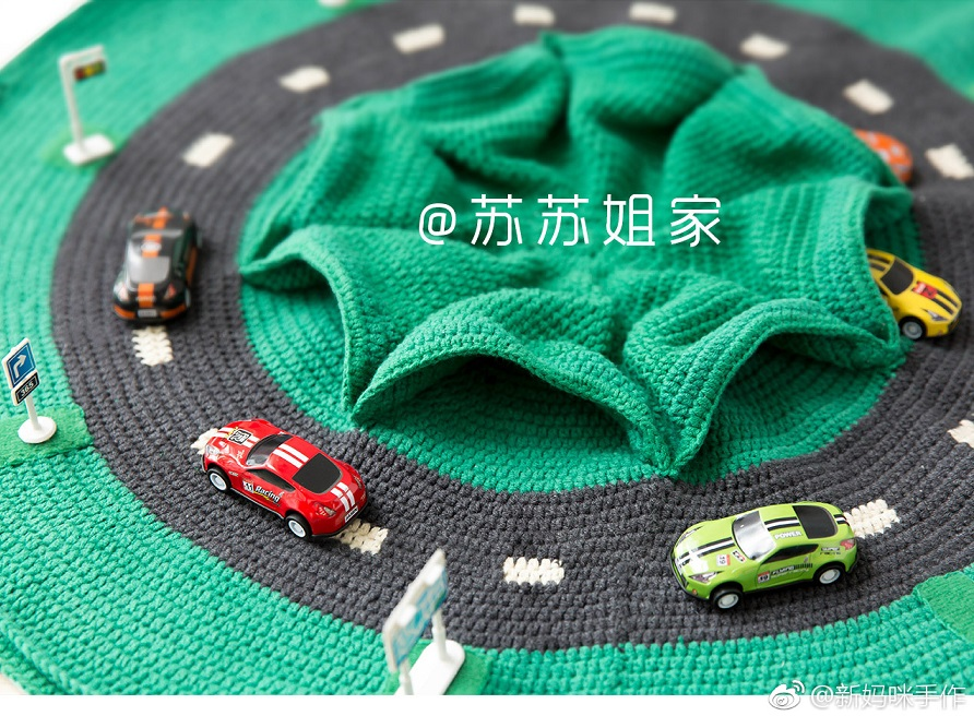 pista parking crochet-juego-otakulandia.es (2)