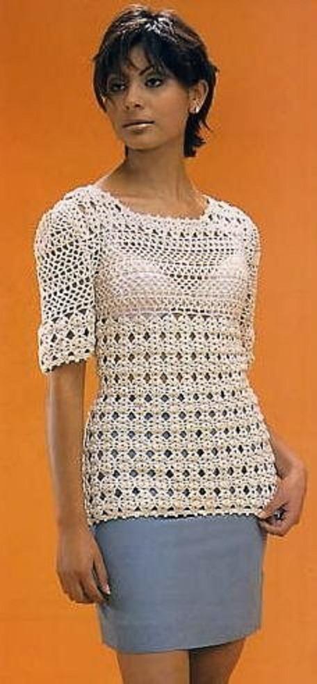 preciosa blusa calada crochet-esquema-otakulandia.es (16)