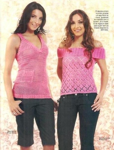 preciosa blusa calada crochet-esquema-otakulandia.es (31)