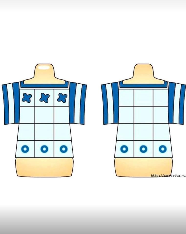preciosa blusa calada crochet-esquema-otakulandia.es (4)