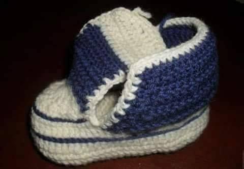 adidas bebe crochet-otakulandia.es  (2)