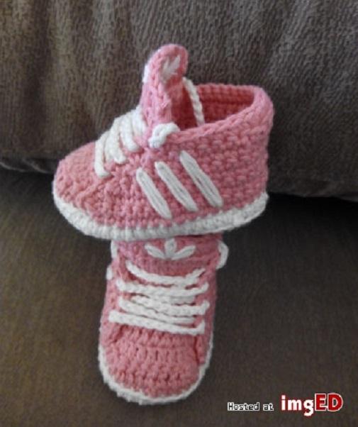 adidas bebe crochet-otakulandia.es  (4)
