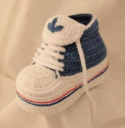 adidas bebe crochet-otakulandia.es