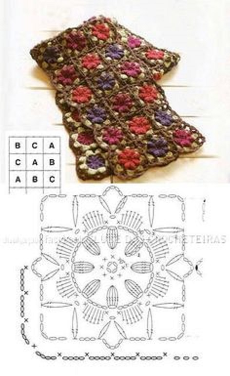 bufanda patron crochet-otakulandia.es (4)