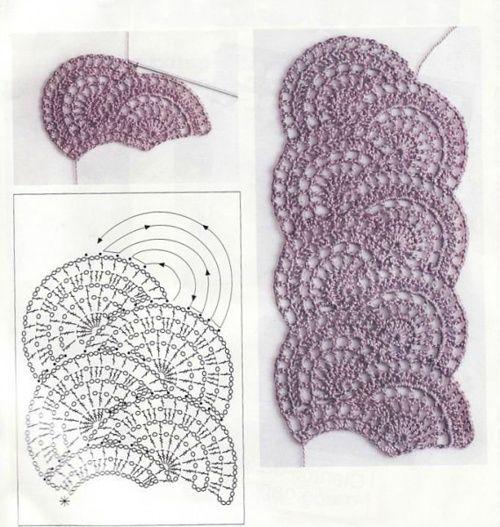 bufanda romantica crochet-graficos-otakuandia.es (3)