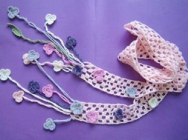 bufanda romantica crochet-otakuandia.es (4)