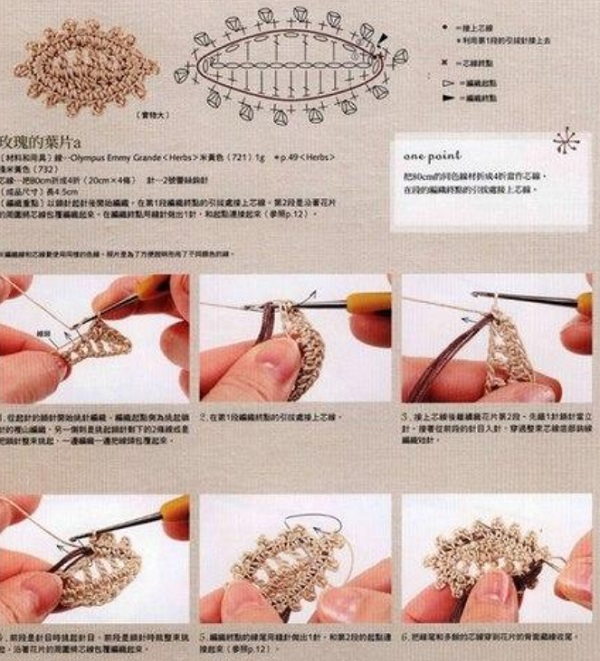 bufanda romantica crochet-patron-graficos-otakuandia.es (3)