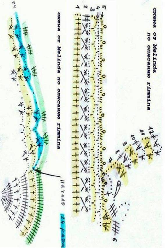 camiseta babero calada crochet-paso paso-otakulandia.es (5)