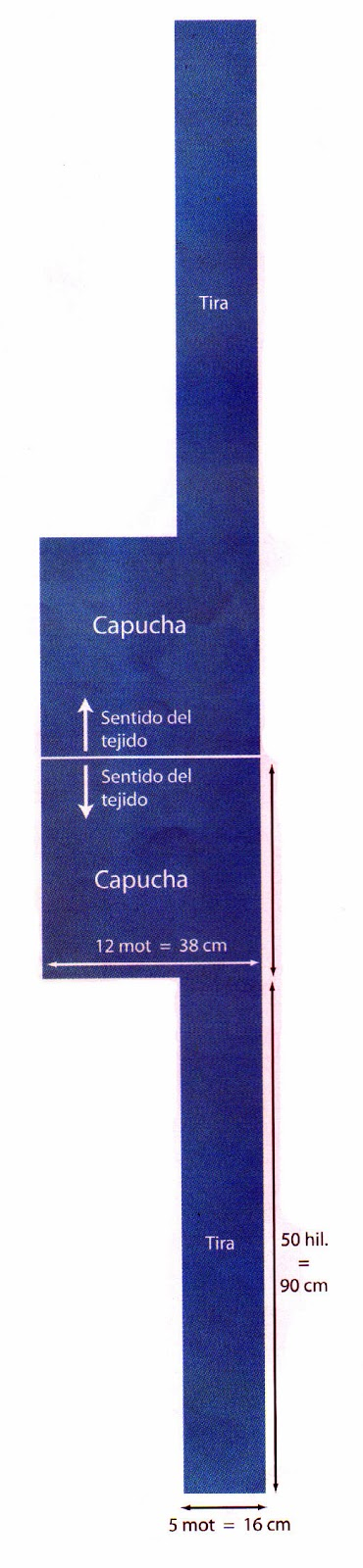 capucha con bufanda crochet-patron-otakulandia.es (4)
