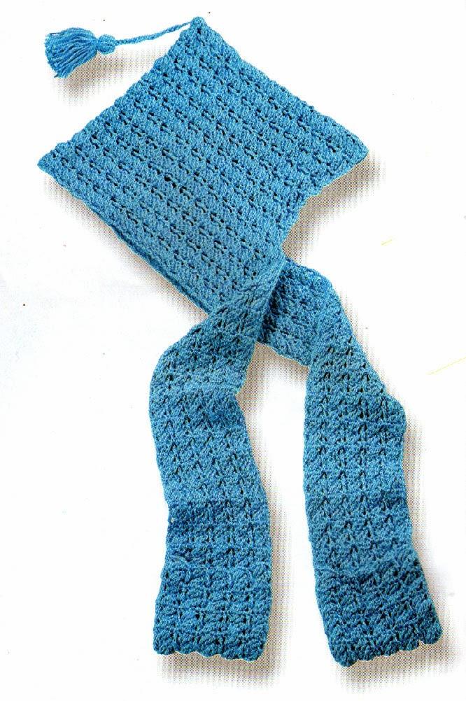 capucha con bufanda crochet-patron-otakulandia.es. (2)