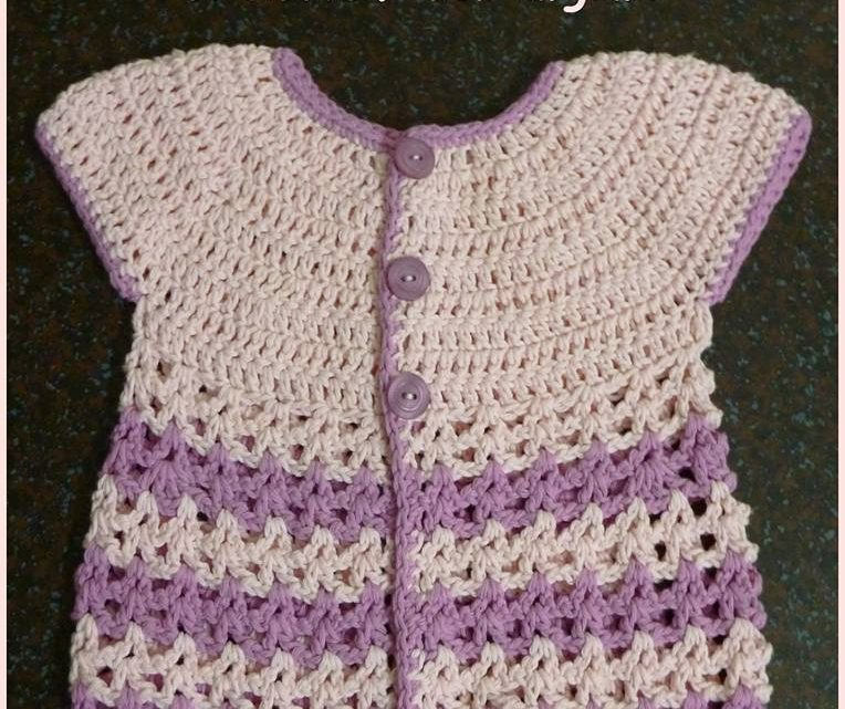 chaqueta bebe crochet-paso a paso-foto tutorial-otakulandia.es (1)